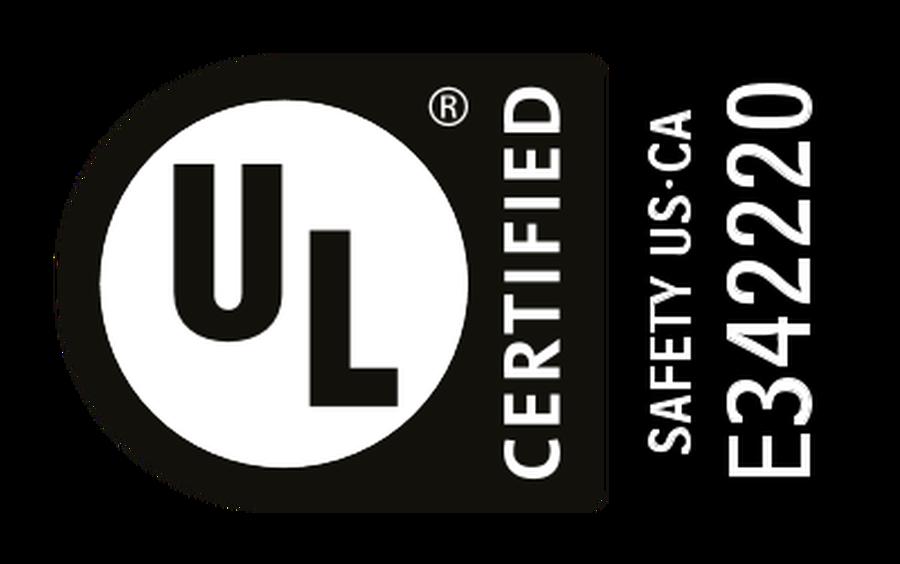 UL certified labels