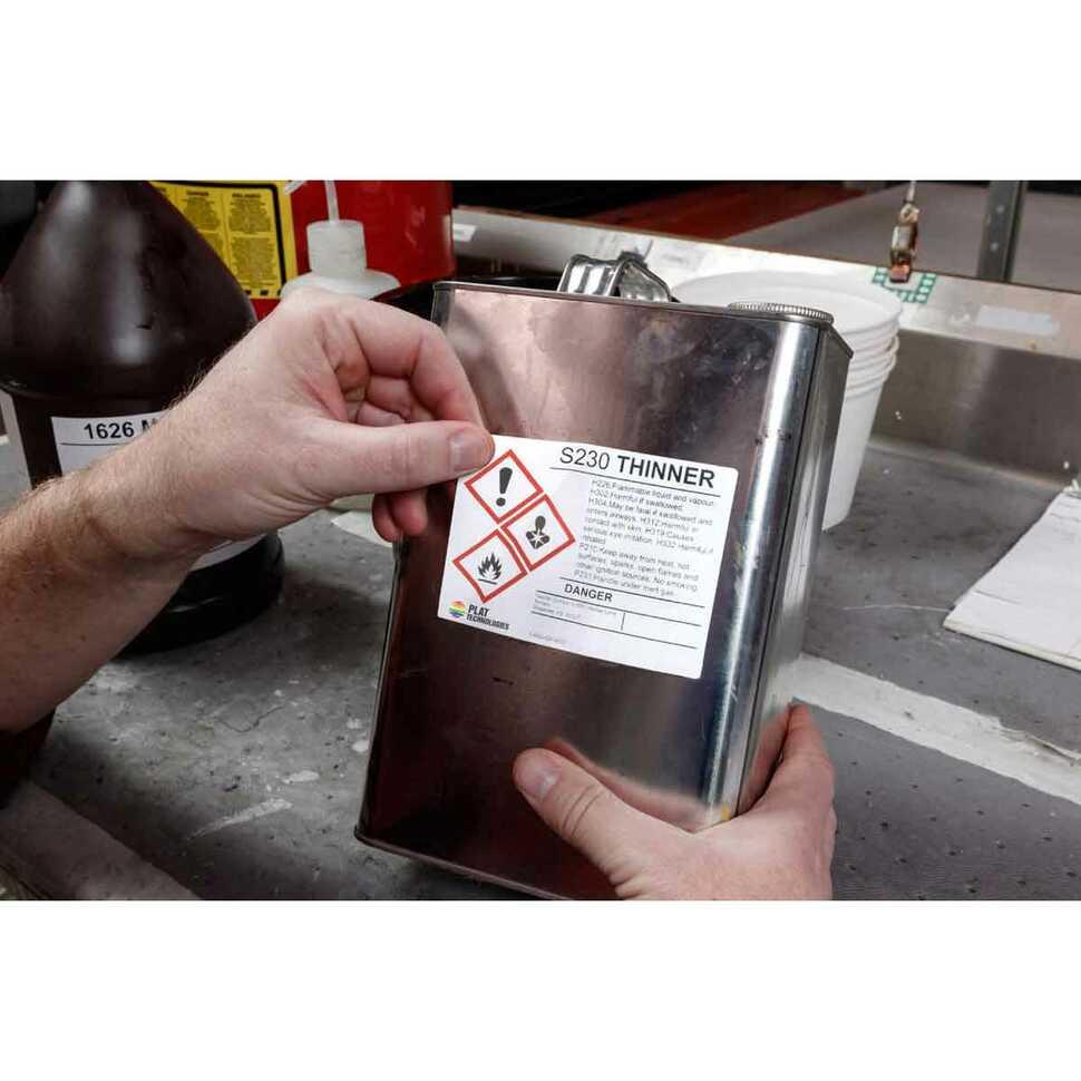 BradyJet J5000 inktcartridge